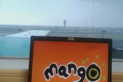 Base Operator Testing Mango Airlines 2015