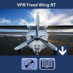 VFR Fixed Wing RT CD and Manual 2