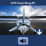 VFR Fixed Wing RT Audio 2